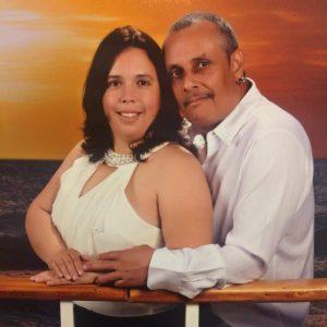 Ana Sanchez and Edwin DeLeon